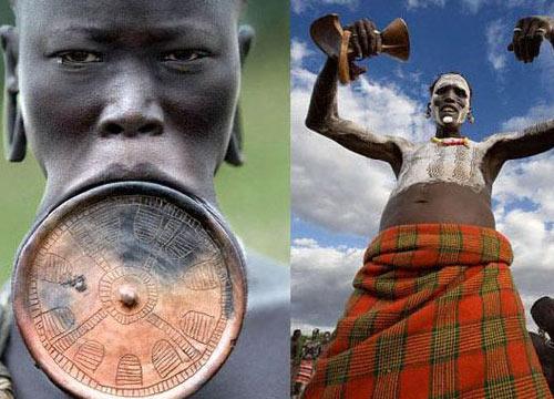 Африканские свадебные обычаи. Свадебные традиции народов мира - Африка - Намибия, Эфиопия, Кения.