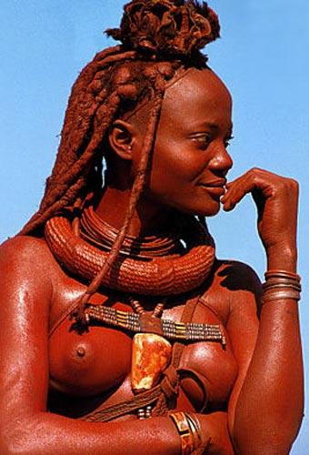 Гостья на набийской свадьбе. Свадебные традиции народов мира - Африка - Намибия, Эфиопия, Кения.