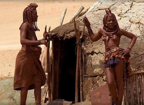 Свадьба в Намибии. Свадебные традиции народов мира - Африка - Намибия, Эфиопия, Кения.