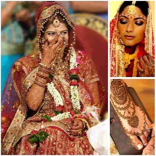 Свадьба в индийском стиле.