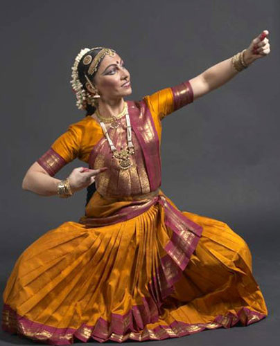 Восточные танцы на индийской