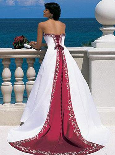 Приметы. Свадебное платье