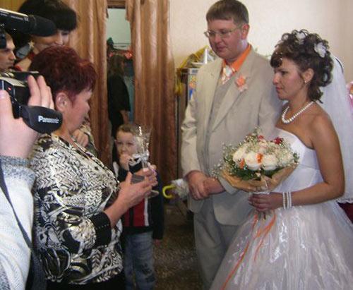 Напутствие от родителей. Речь родителей на свадьбе.