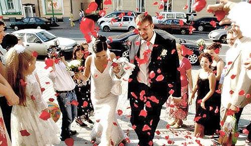 Поздравления со свадьбой для не молодых 515