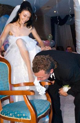 Пупсик для свадьбы