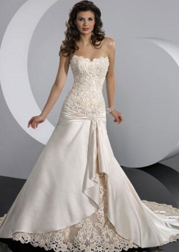 Подбор свадебного платья по фигуре. Подборка статей по теме Советы