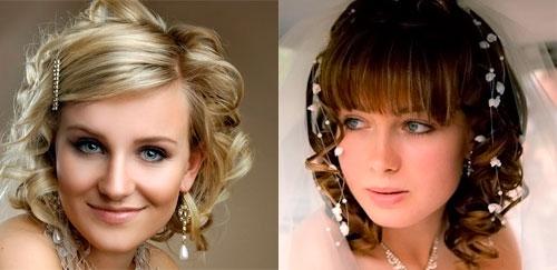 Причёски на свадьбу для гостей на длинные волосы