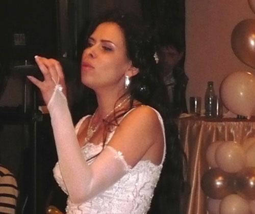 Музыкальное поздравление жениху и невесте
