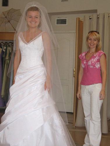 Почему нельзя примерять свадебное платье до свадьбы