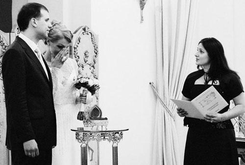 Торжественная регистрация брака.Сценарий регистрации брака.