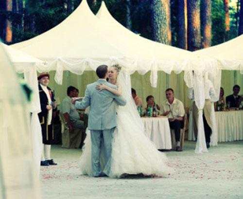 Свадьба на природе какой вы