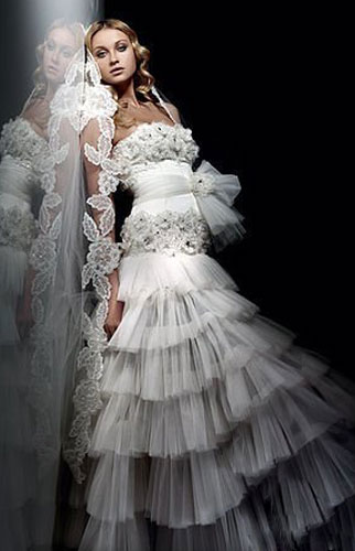 Самые красивые платья 2011 года от 05.12.2011